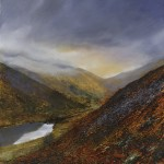 """Elterwater"" A Painting by Rory Browne"